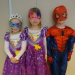 Prinsesser og Spiderman