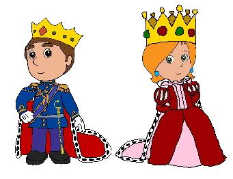 konge-dronning